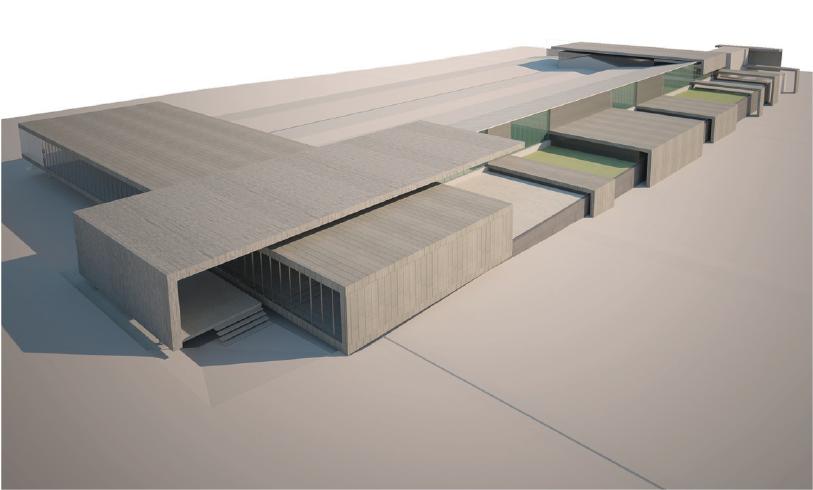 Biomarine Pescanova nuevo centro i+d+i - Infografía proyecto