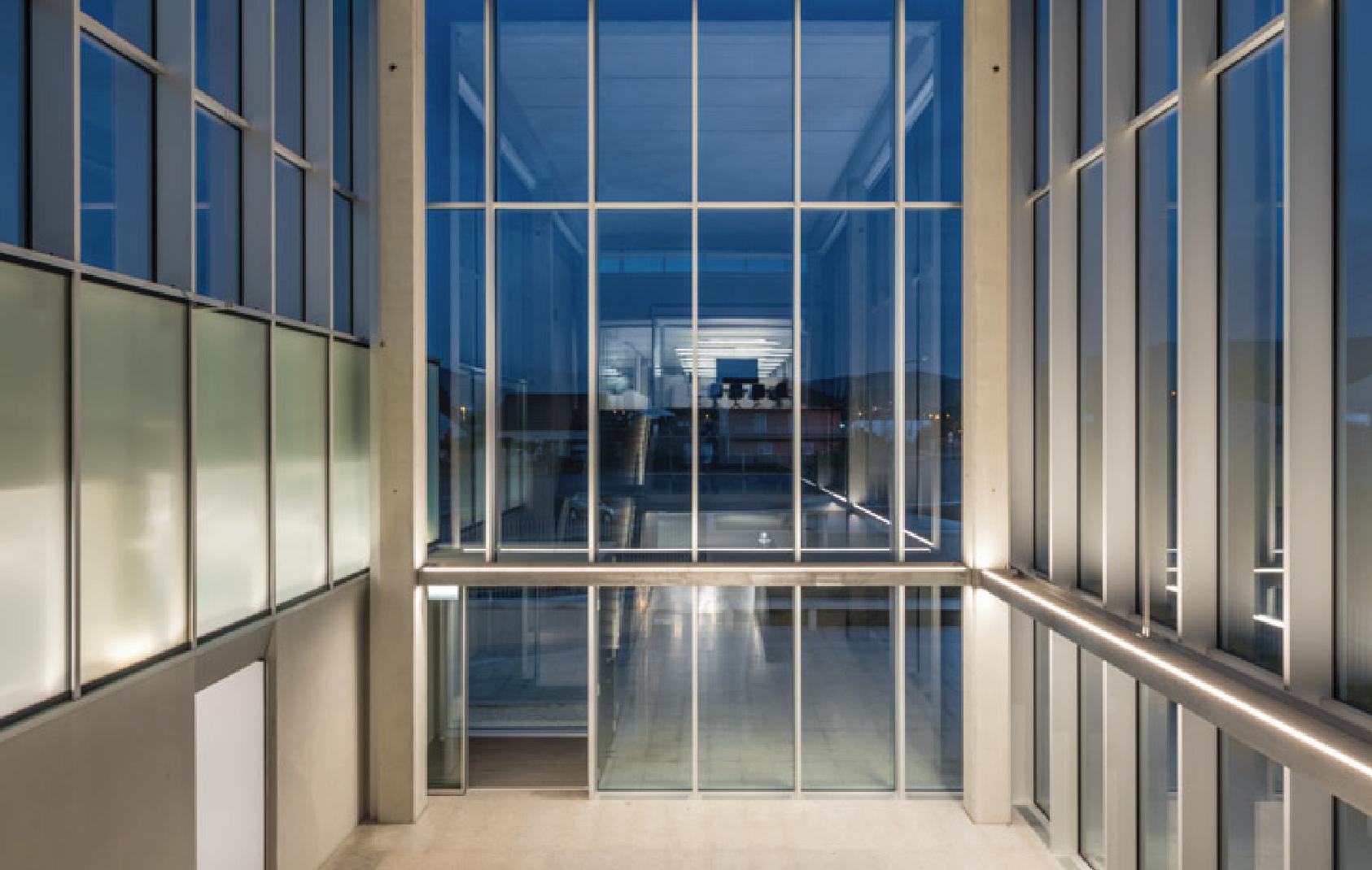 Nueva sede para las oficinas de Exlabesa - Interior