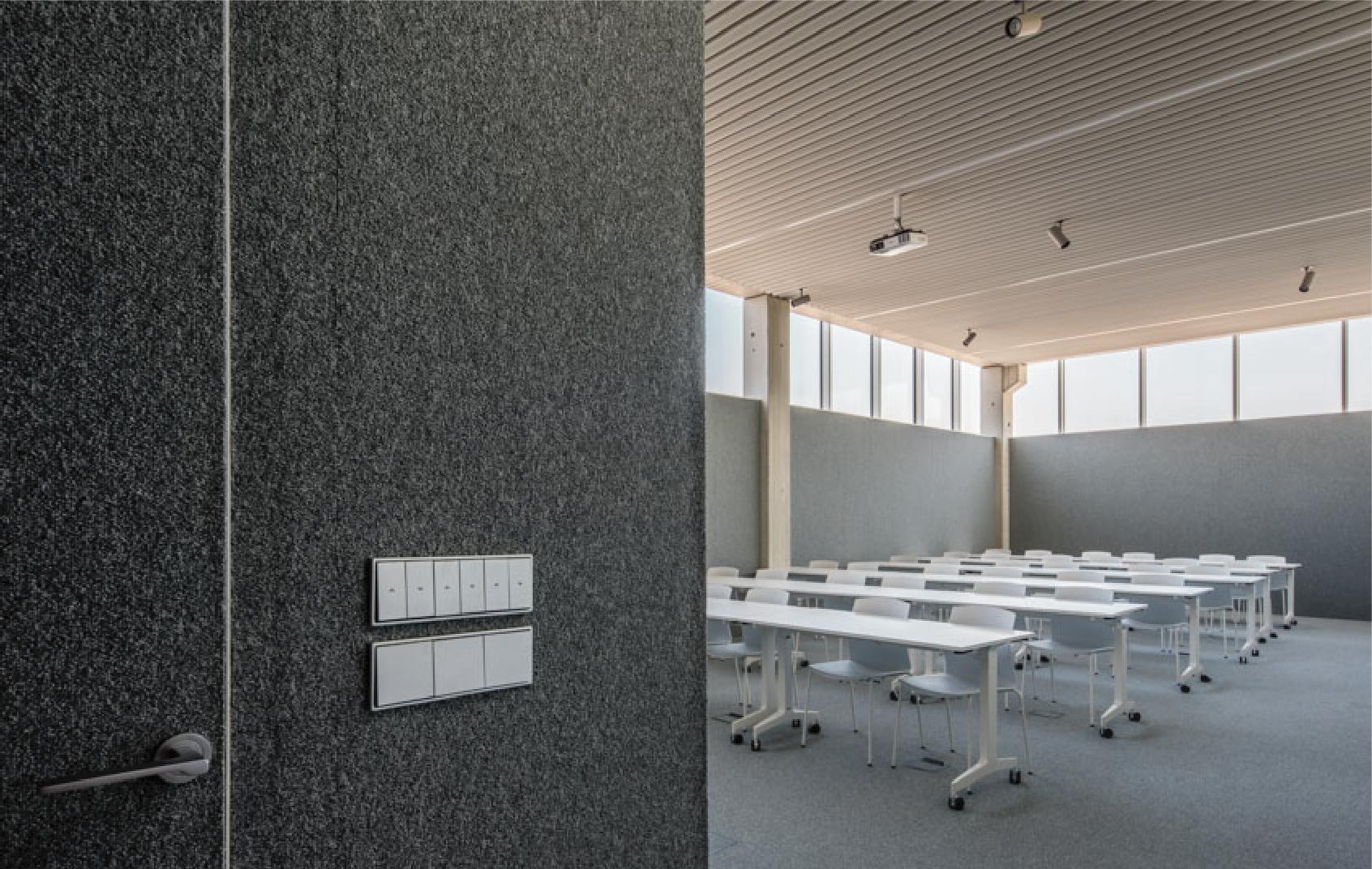Nueva sede para las oficinas de Exlabesa - Sala conferencias