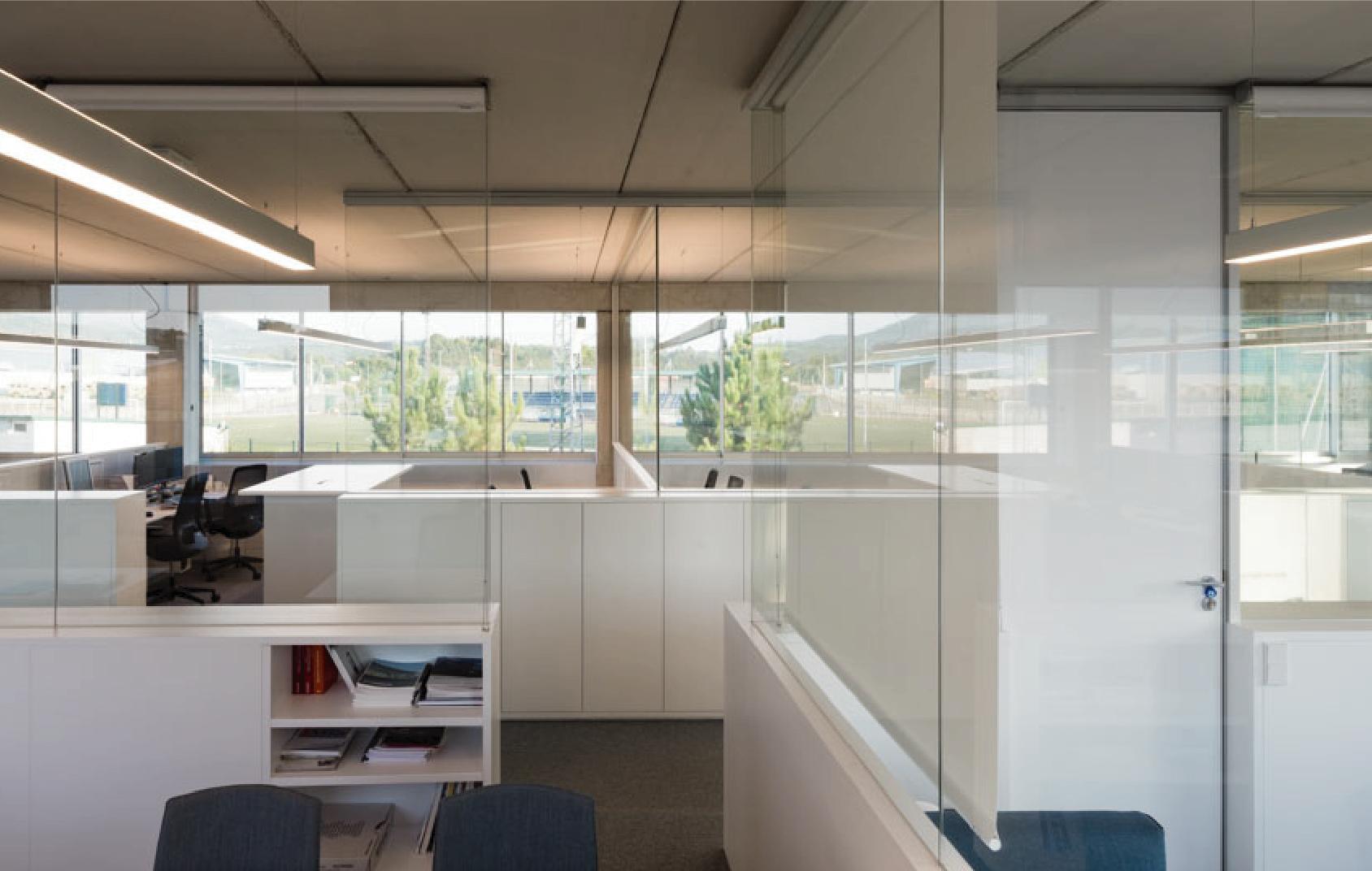 Nueva sede para las oficinas de Exlabesa - Oficinas