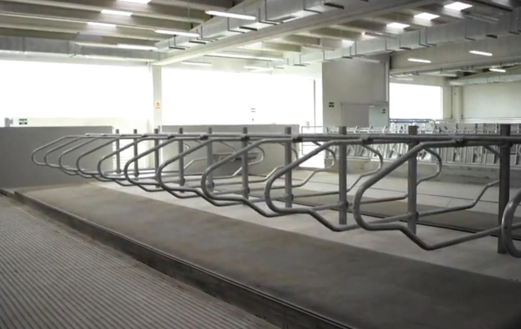 Creaciójn de cebiovet y modernización hospital veterinario universitario -Modernización granja
