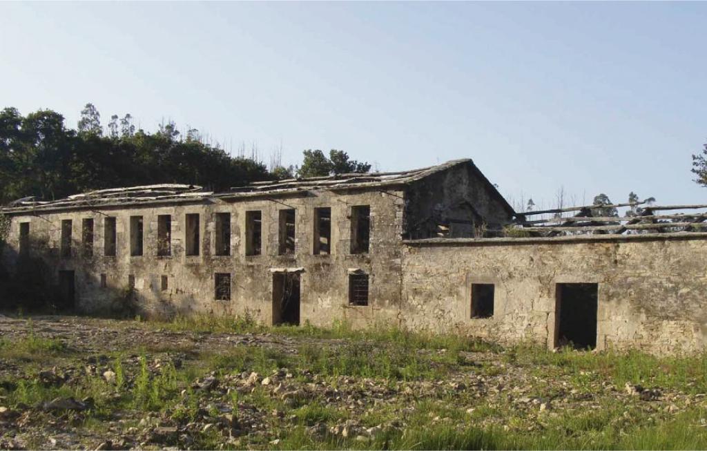 Curtiduria Pontepedriña Rehabilitación y Transformación -Estado antes de rehabilitar general