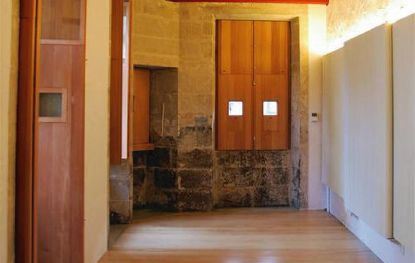 Santiago Casa do Cabildo rehabilitación - Interior